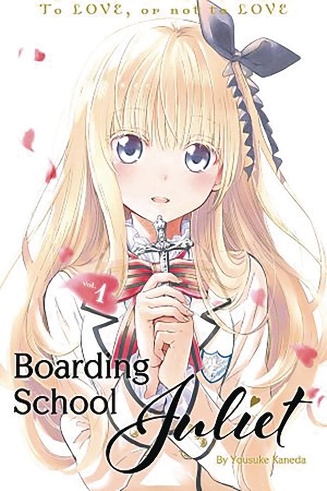 Boarding School Juliet Vol. 1