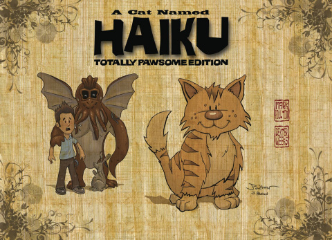 A Cat Named Haiku (Totally Pawesome Edition)