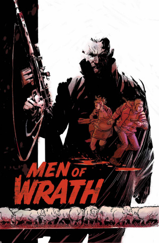 Men of Wrath #1