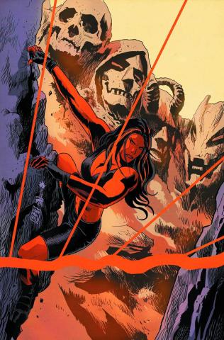 Red She-Hulk #65