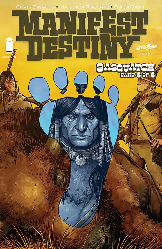 Manifest Destiny #24