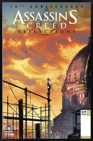 Assassin's Creed: Reflections #1 (Veltri Cover)