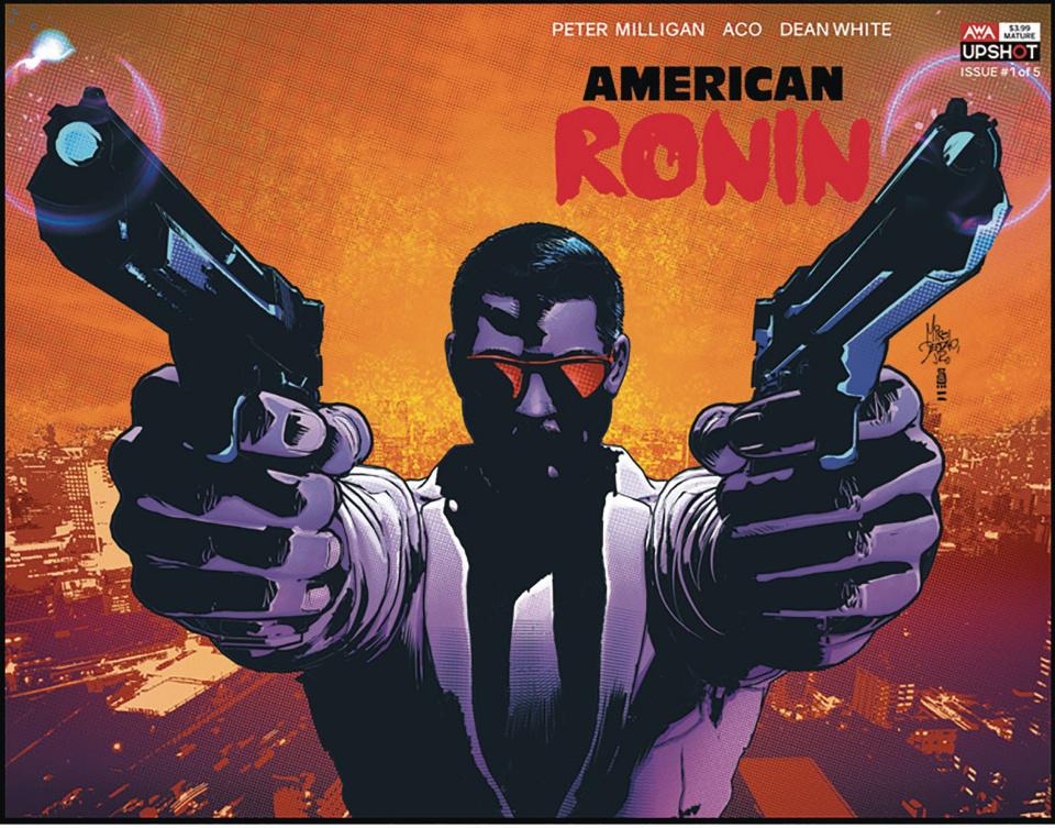American Ronin #1 (Deodato Jr Cover)