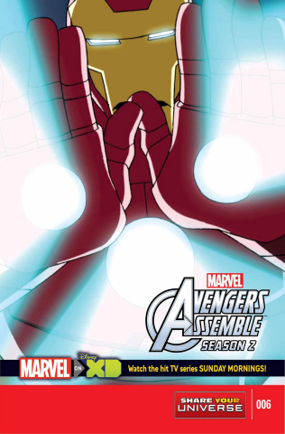 Marvel Universe: Avengers Assemble, Season Two #6