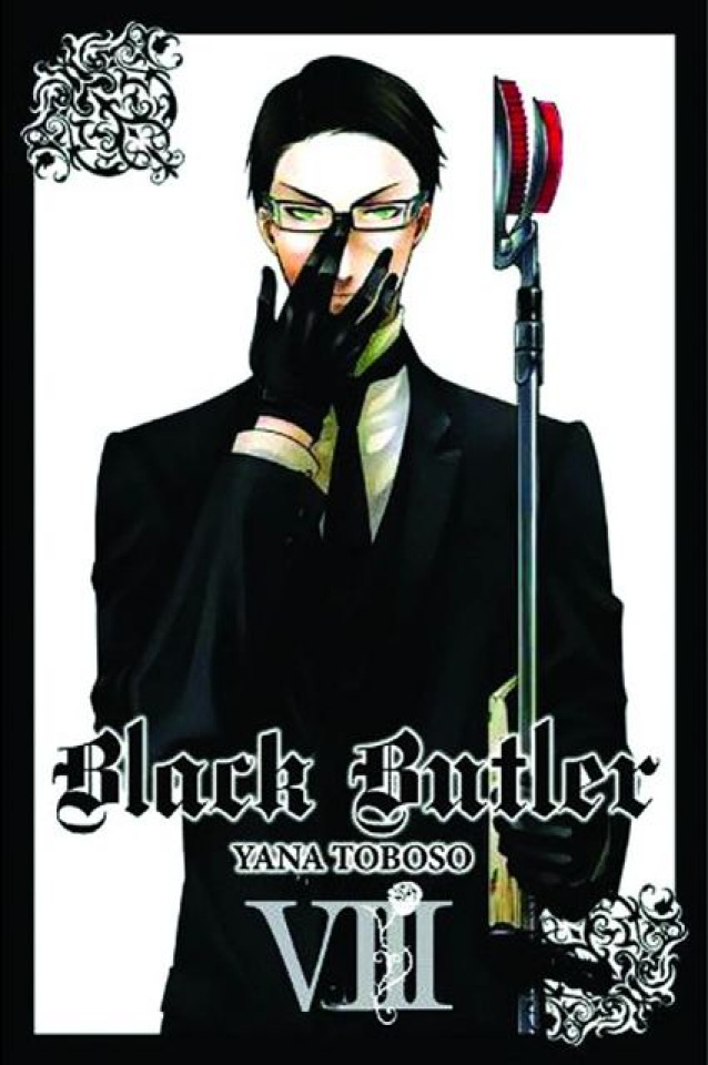 Black Butler Vol. 8