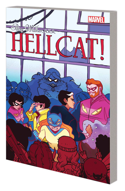 Patsy Walker, a.k.a. Hellcat Vol. 3: Careless Whiskers