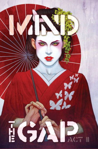 Mind the Gap #17 (Frison Cover)