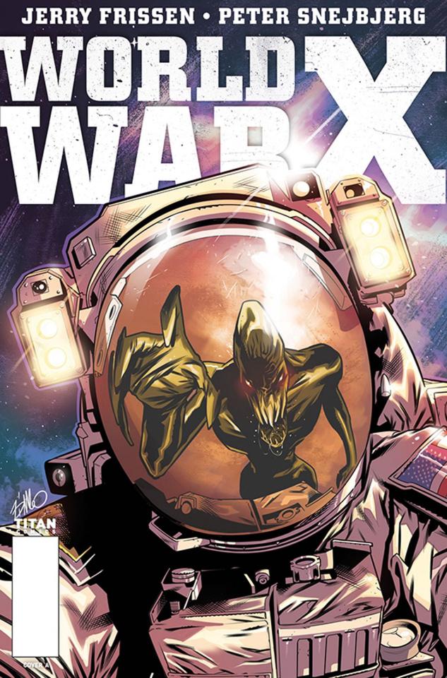 World War X #2 (Di Meo Cover)