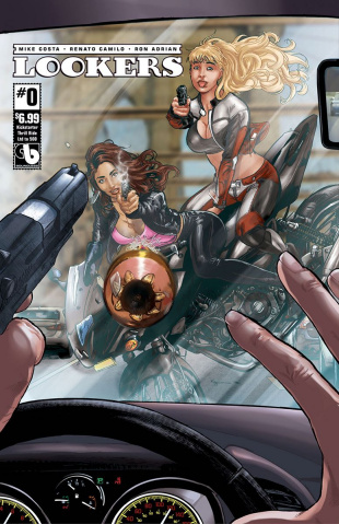 Lookers #0 (Thrill Ride Cover)