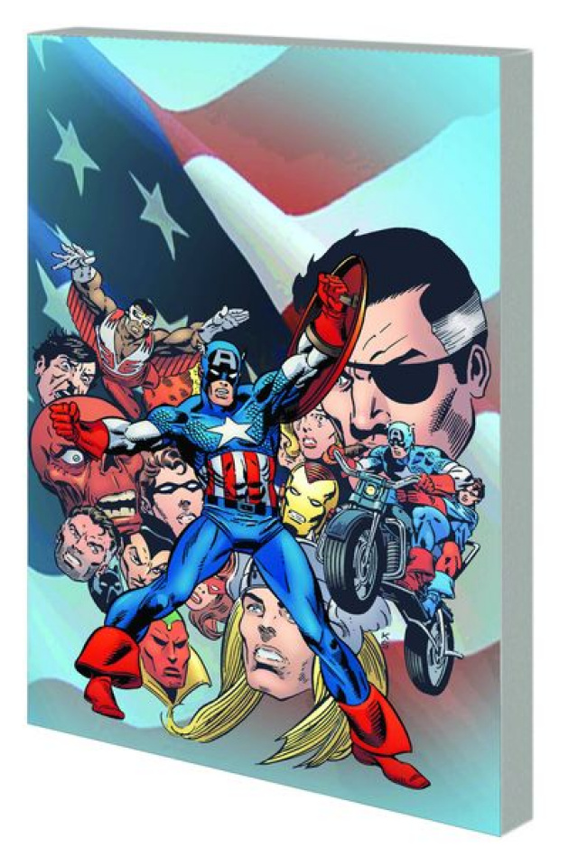 Essential Captain America Vol. 6
