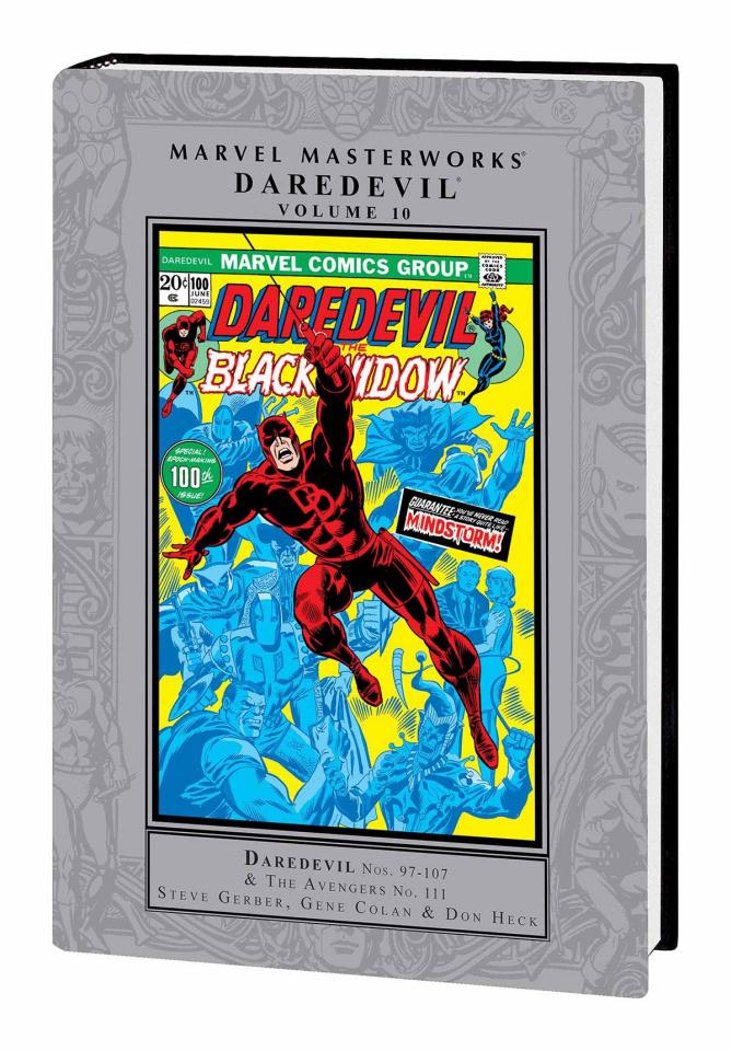 Daredevil Vol. 10 (Marvel Masterworks)