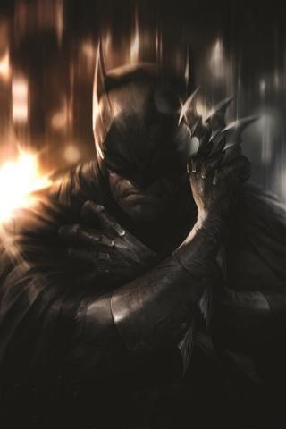 Batman #107 (Francesco Mattina Card Stock Cover)