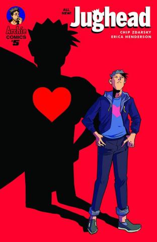 Jughead #5 (Henderson Cover)