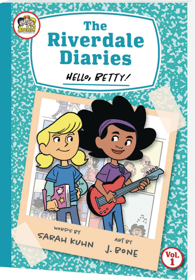 The Riverdale Diaries Vol. 1: Hello, Betty!