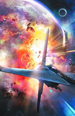 Star Wars: Legacy II #5