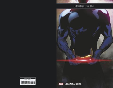 Extermination #5 (Larraz Teaser Cover)