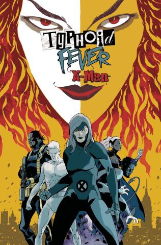 Typhoid Fever: X-Men #1 (Martin Cover)