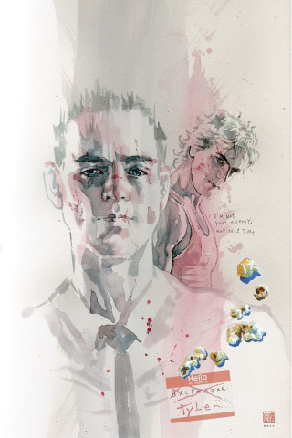 Fight Club 3 #4 (Mack Cover)