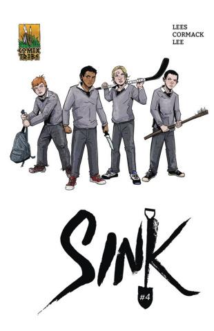 Sink #4