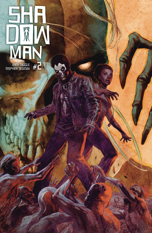 Shadowman #2 (Guedes Cover)
