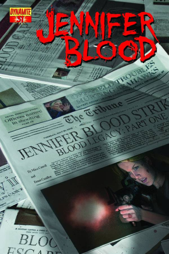 Jennifer Blood #31