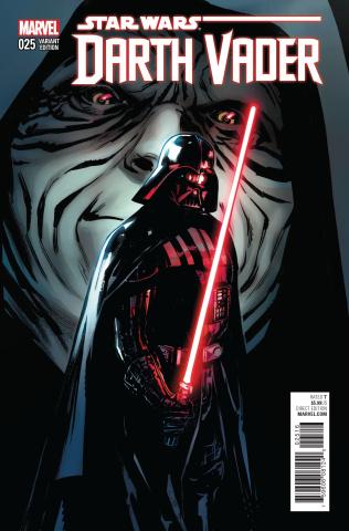 Darth Vader #25 (Pichelli Cover)