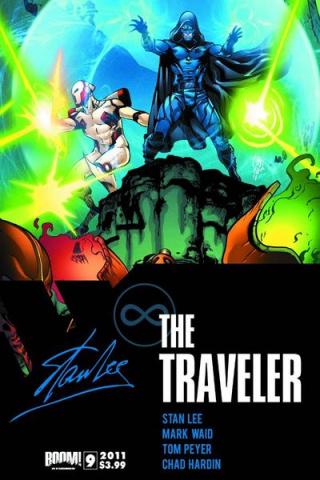 Stan Lee's The Traveler #9