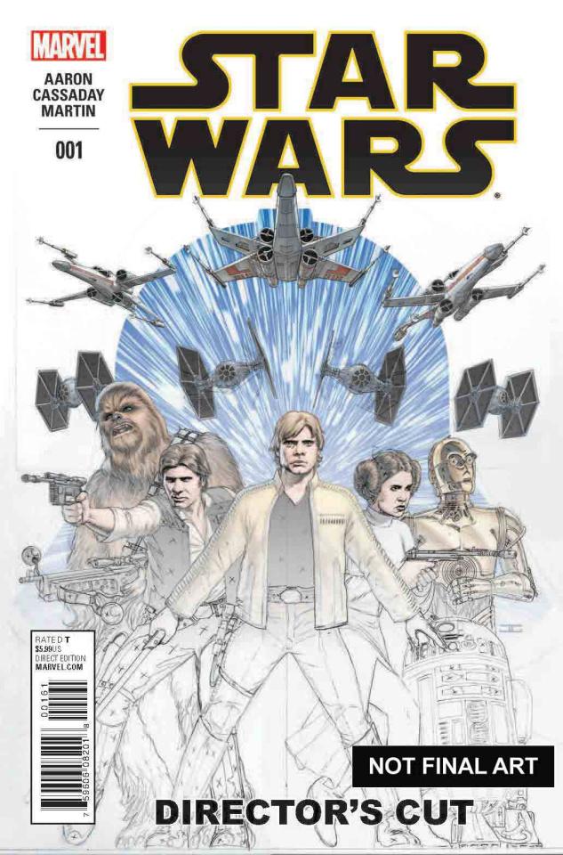 Star Wars #1 (Director's Cut)