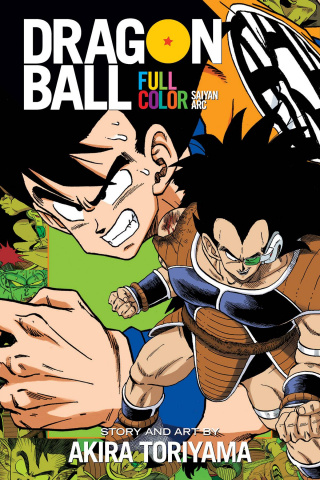 Dragon Ball: Full Color Vol. 1: Saiyan Arc