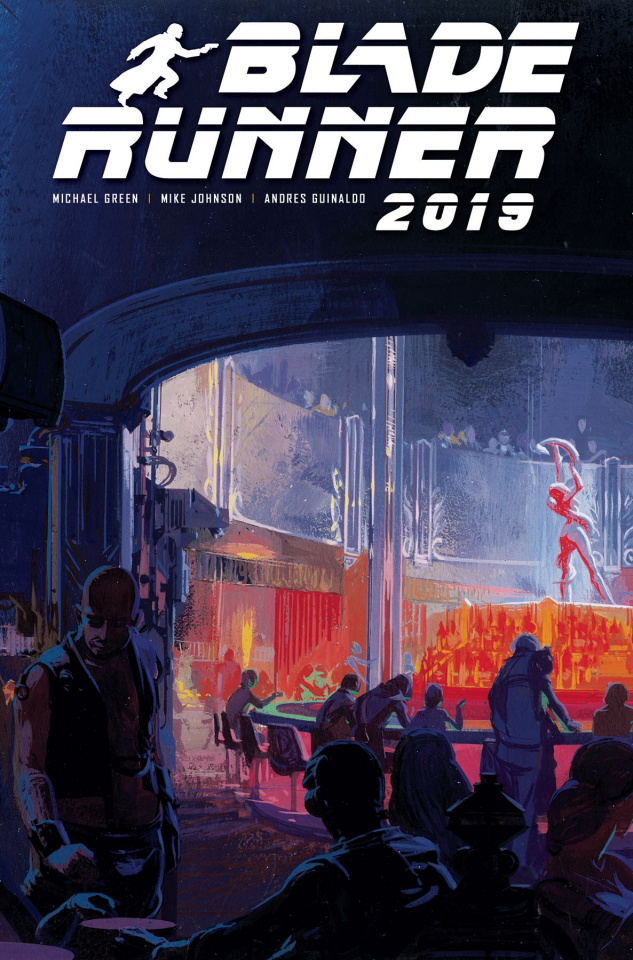 Blade Runner 2019 #7 (Mead Cover)