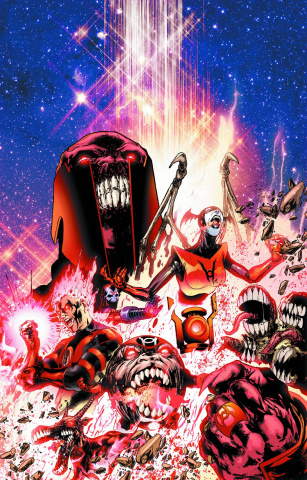 Red Lanterns Vol. 3: The Second Prophecy