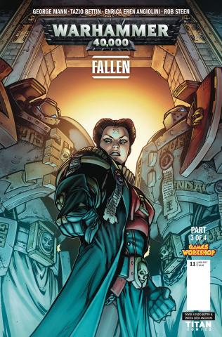 Warhammer 40,000: Fallen #3 (Bettin Cover)