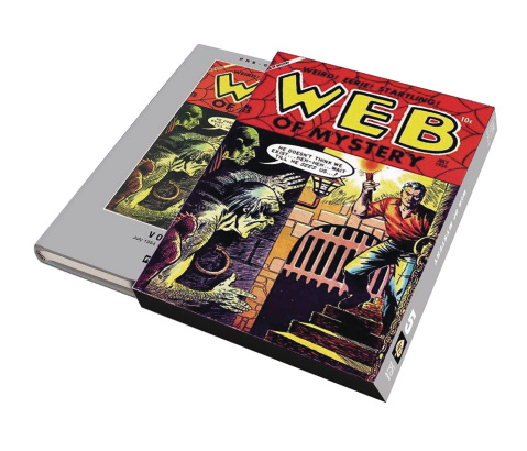 Web of Mystery Vol. 5 (Slipcase Edition)