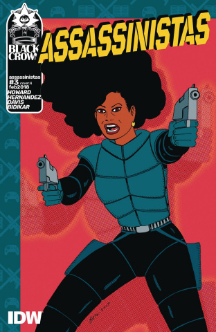 Assassinistas #3 (Hernandez Cover)