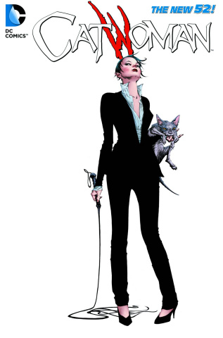 Catwoman Vol. 6: Keeper of the Castle