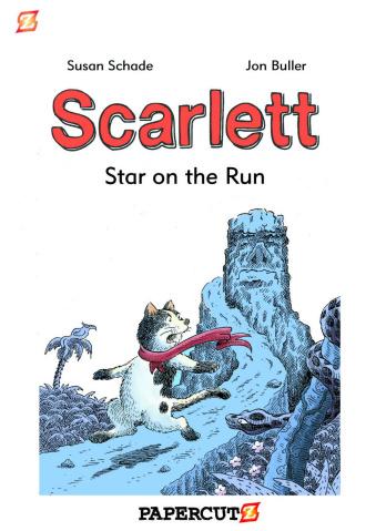 Scarlett: Star on the Run
