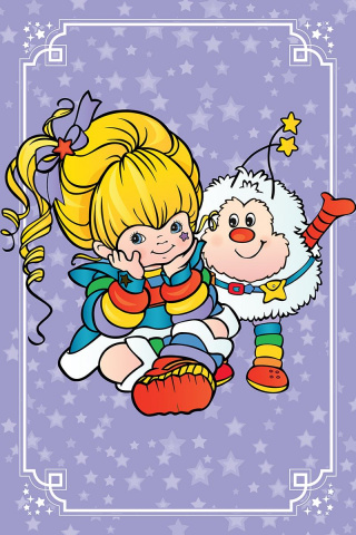 Rainbow Brite #1 (25 Copy Classic Virgin Cover)