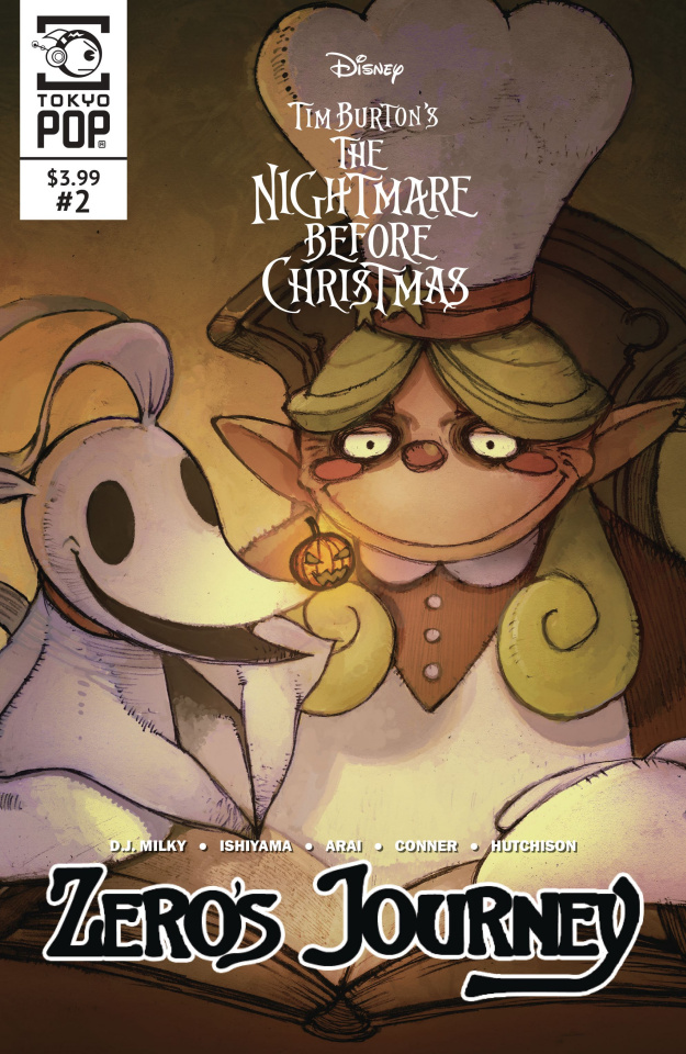 The Nightmare Before Christmas: Zero's Journey #2