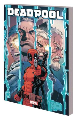 Deadpool Classic Vol. 21: DvX