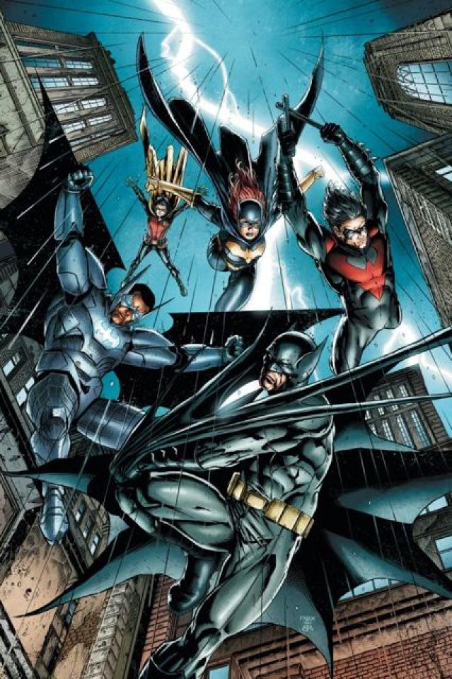Batwing #7