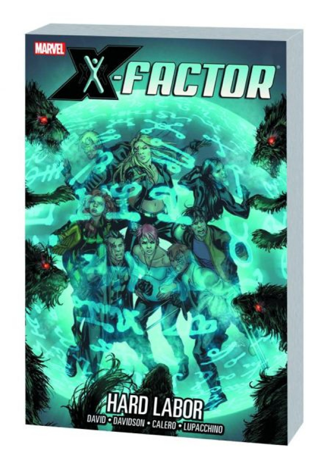 X-Factor Vol. 13: Hard Labor