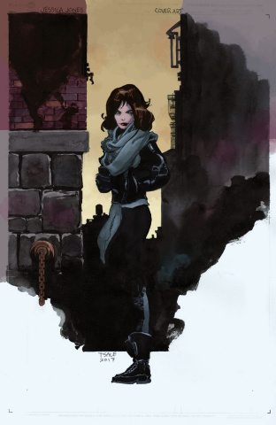 Jessica Jones #13 (Sale Cover)