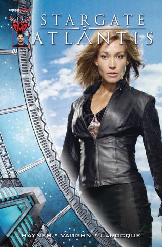 Stargate Atlantis: Back to Pegasus #1 (Photo Cover)