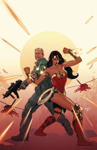 Wonder Woman: Steve Trevor #1