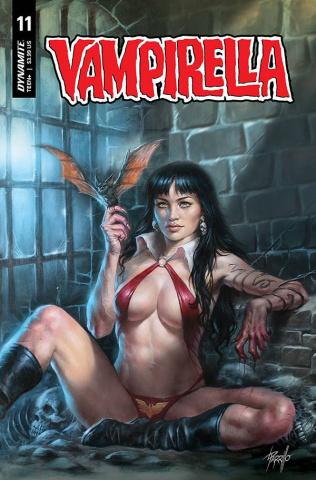 Vampirella #11 (Parrillo CGC Graded Cover)