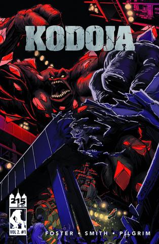 Kodoja #1 (Zornow Cover)
