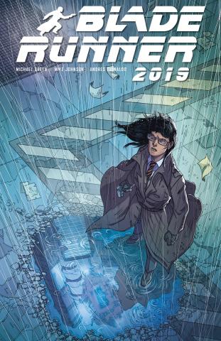 Blade Runner 2019 #10 (Guinaldo Cover)
