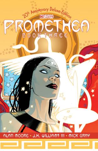 Promethea Book Three (20th Anniversary Deluxe Edition)