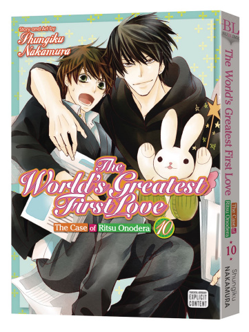 The World's Greatest First Love Vol. 10