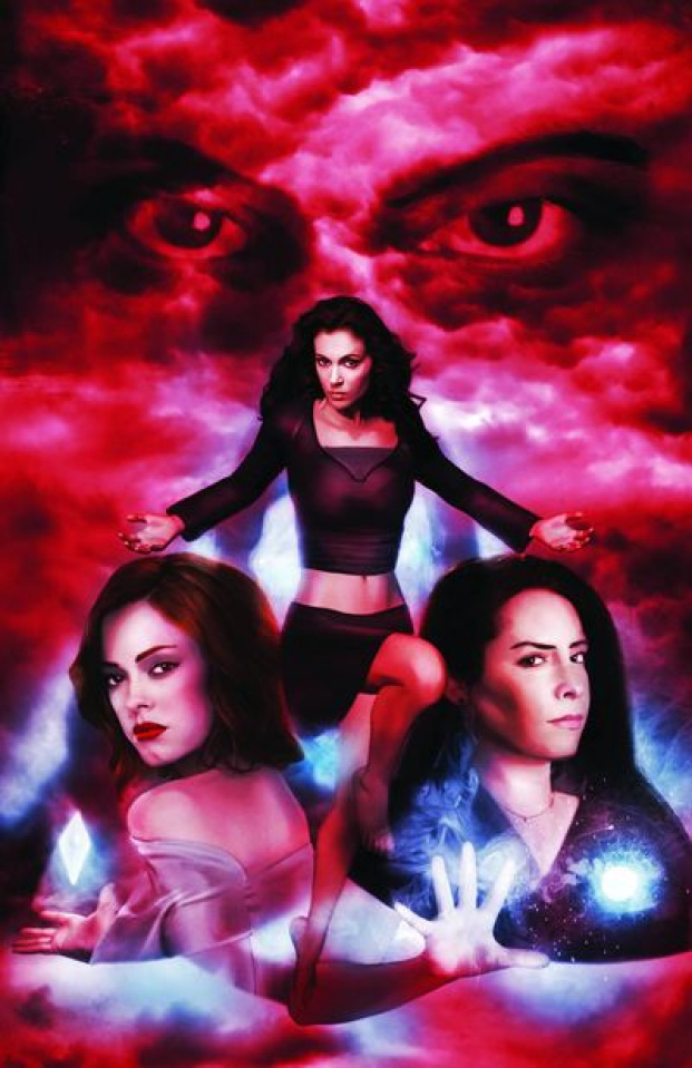 Charmed #11 (Charmed Ones)